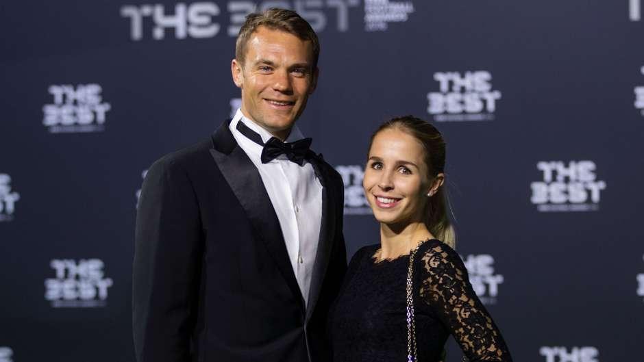 Manuel Neuer The Best FIFA Football Awards 09012017