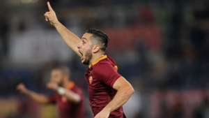 Kostas Manolas Roma Inter Serie A