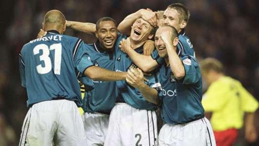 Stuart Pearce Manchester City