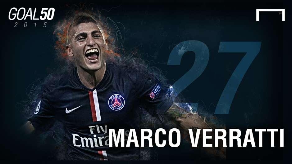 27 Marco Verratti G50