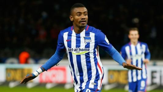 Salomon Kalou rescues Hertha Berlin vs. Hoffenheim