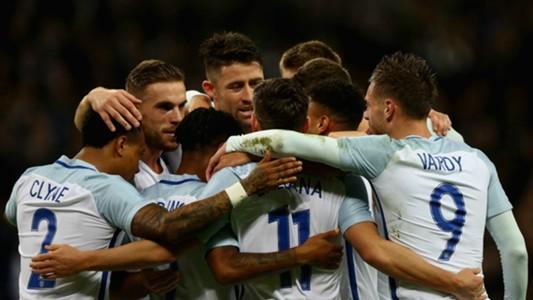 England v Spain HD