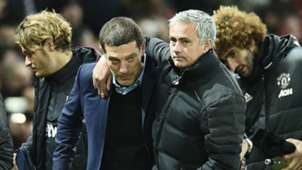 HD Slaven Bilic West Ham Jose Mourinho Manchester United