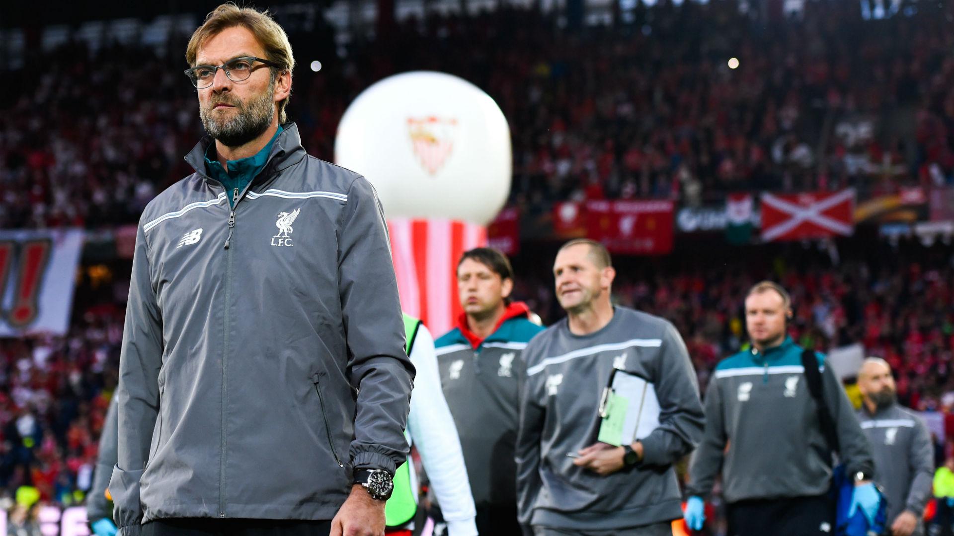 Liverpool Sevilla Europa League final