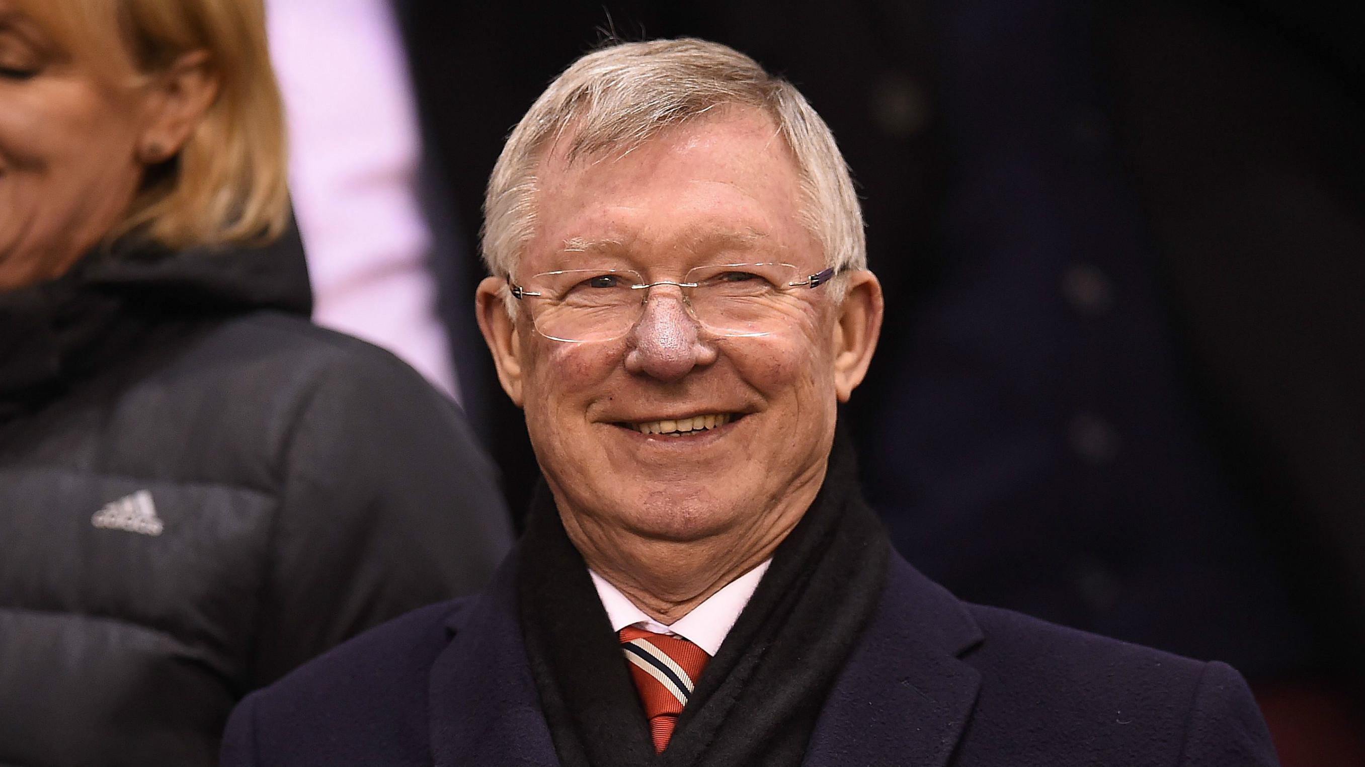 HD Sir Alex Ferguson