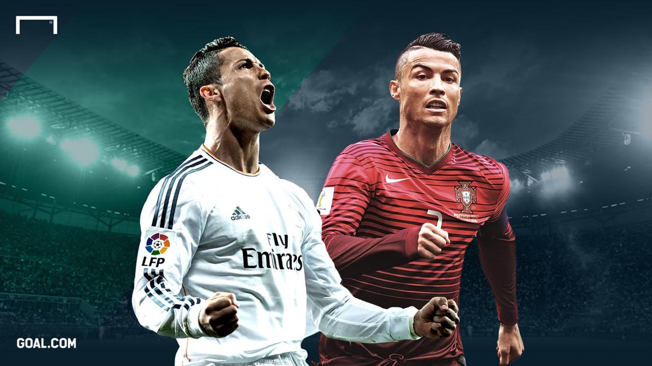 Cristiano Ronaldo's story of 2014