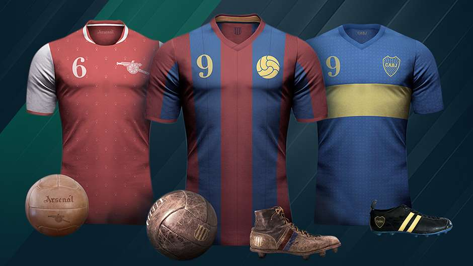 From vintage Valencia to classic Chelsea: The ultimate retro shirts