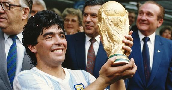 Maradona World Cup 1986