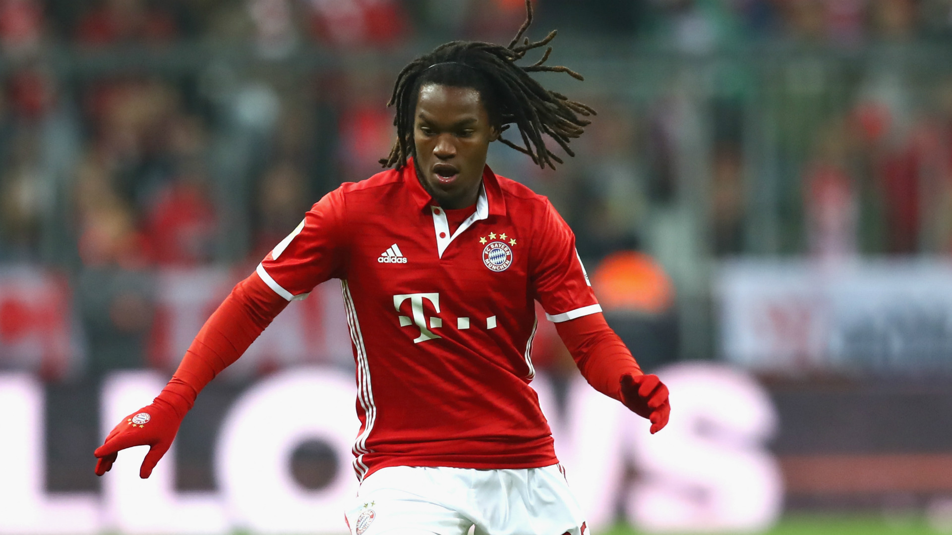 Renato Sanches Bayern Munich