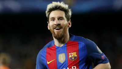 Lionel Messi Barcelona Champions League 2016