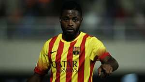 Alex Song Barcelona 06122013