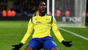 Romelu Lukaku Premier League Leicester v Everton 261216