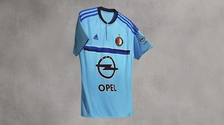 Feyenoord 2016-17 kit