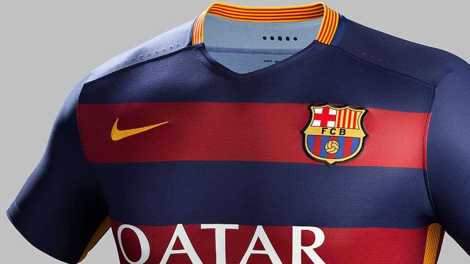 Barcelona 2015 2016 Kit Nike - Goal.com 91a97409b