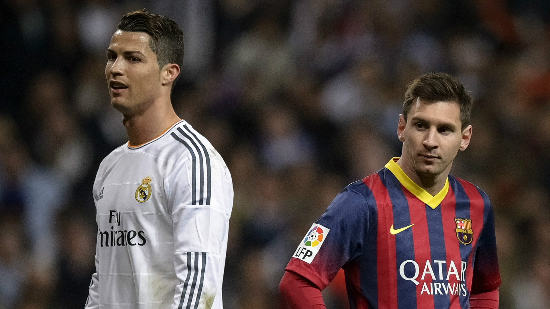 Ronaldo: I should have more Ballons d'Or than Messi ...