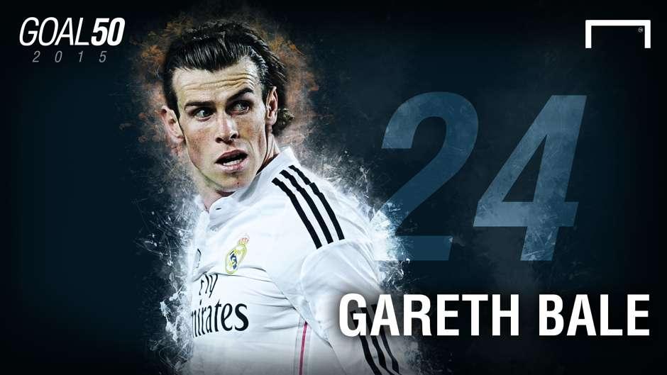 24 Gareth Bale G50