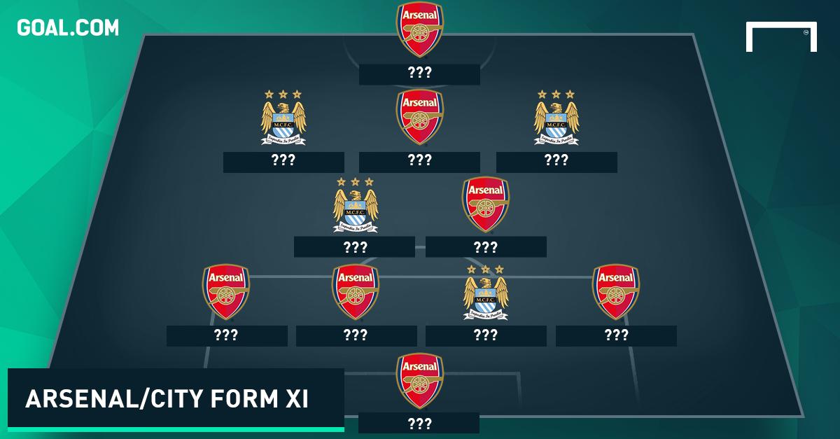 Arsenal City XI teaser