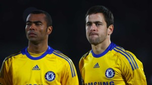 Joe Cole Ashley Cole John Terry