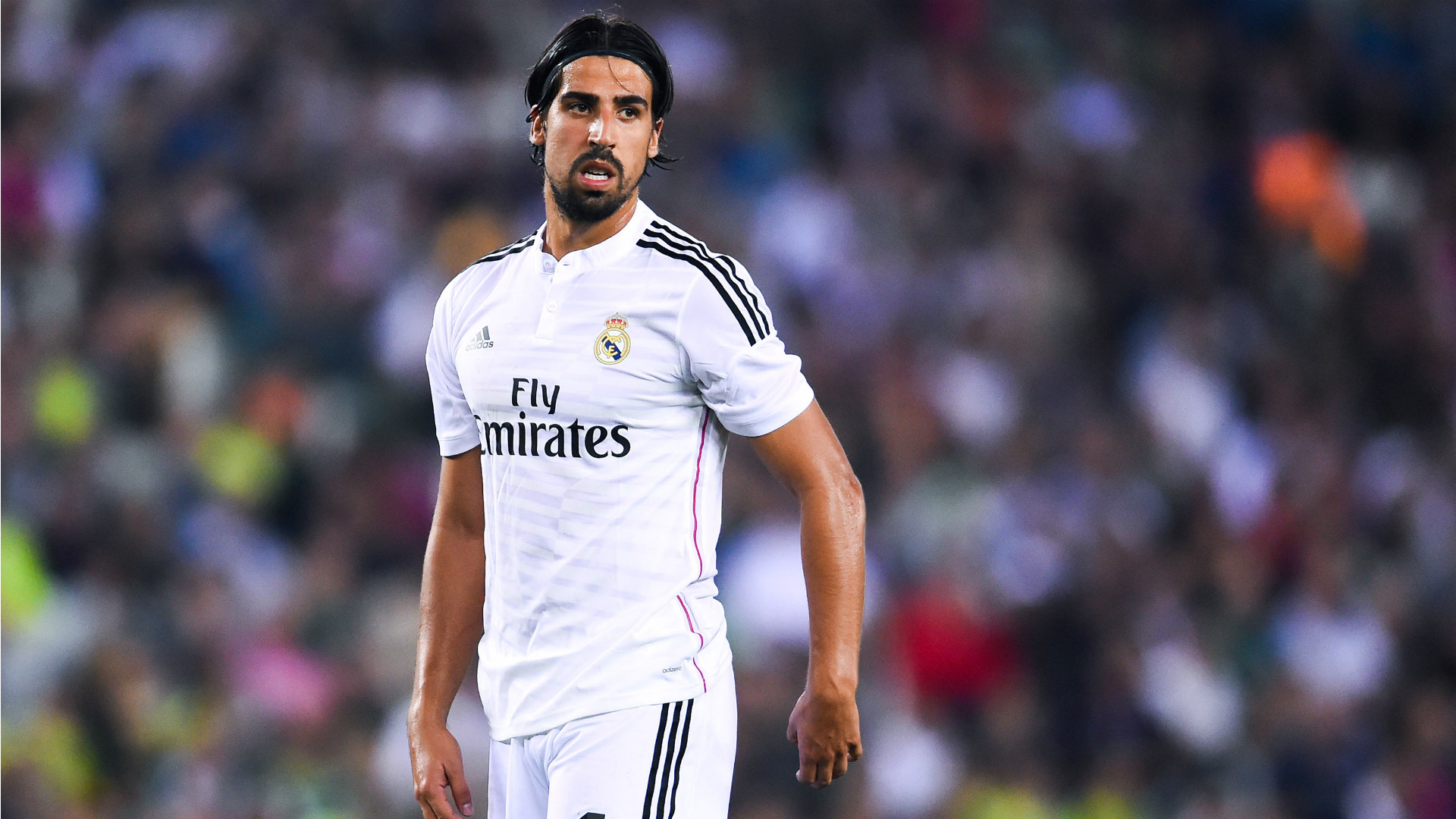 Sami Khedira Real Madrid 29102014