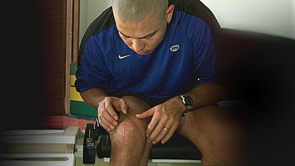 1999 Ronaldo Injury