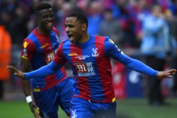Jason Puncheon Wilfried Zaha Crystal Palace