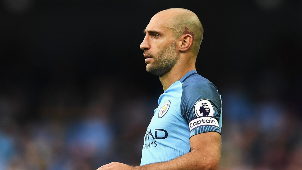 Manchester City transfer news Club confirm Pablo Zabaleta exit