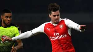 Arsenal Carl Jenkinson