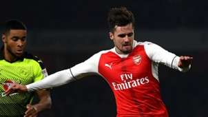 Arsenal Carl Jenkinson