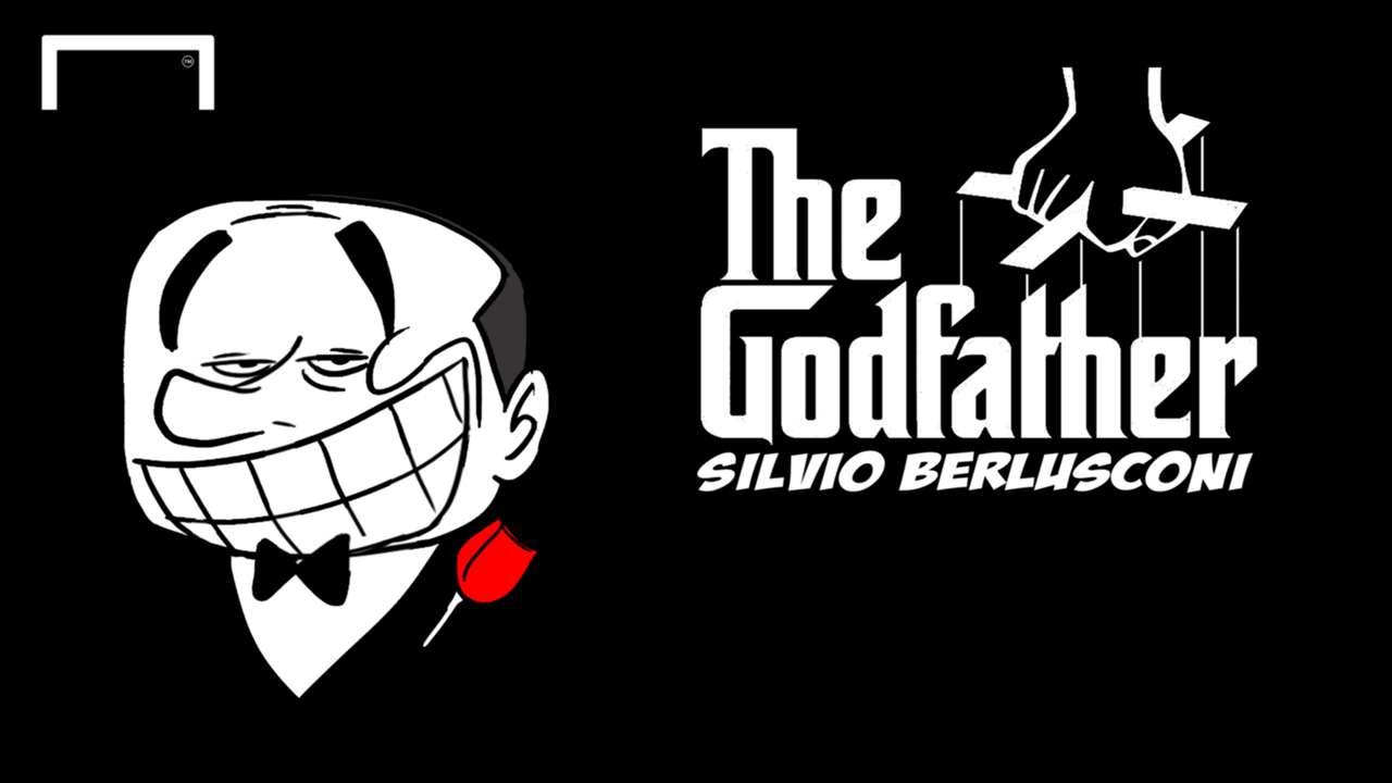 The Godfather, cover graphic