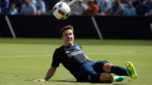 Matt Besler MLS Sporting Kansas City 09182016