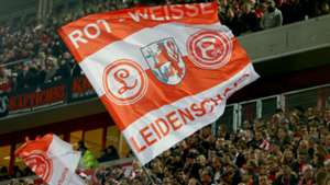 Fortuna Dusseldorf fans 2. Bundesliga 12072016