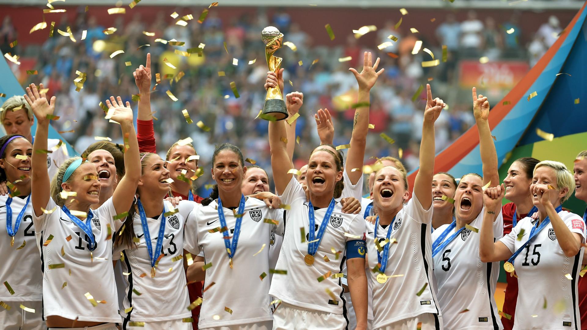 Womens World Cup Final USA 07052015