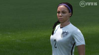 Sydney Leroux FIFA 16