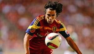 Tony Beltran Real Salt Lake MLS 08222015