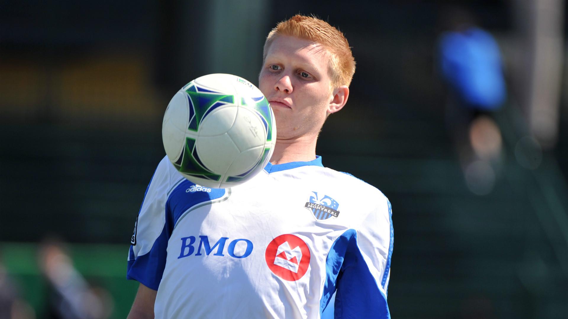 Calum Mallace Montreal Impact MLS