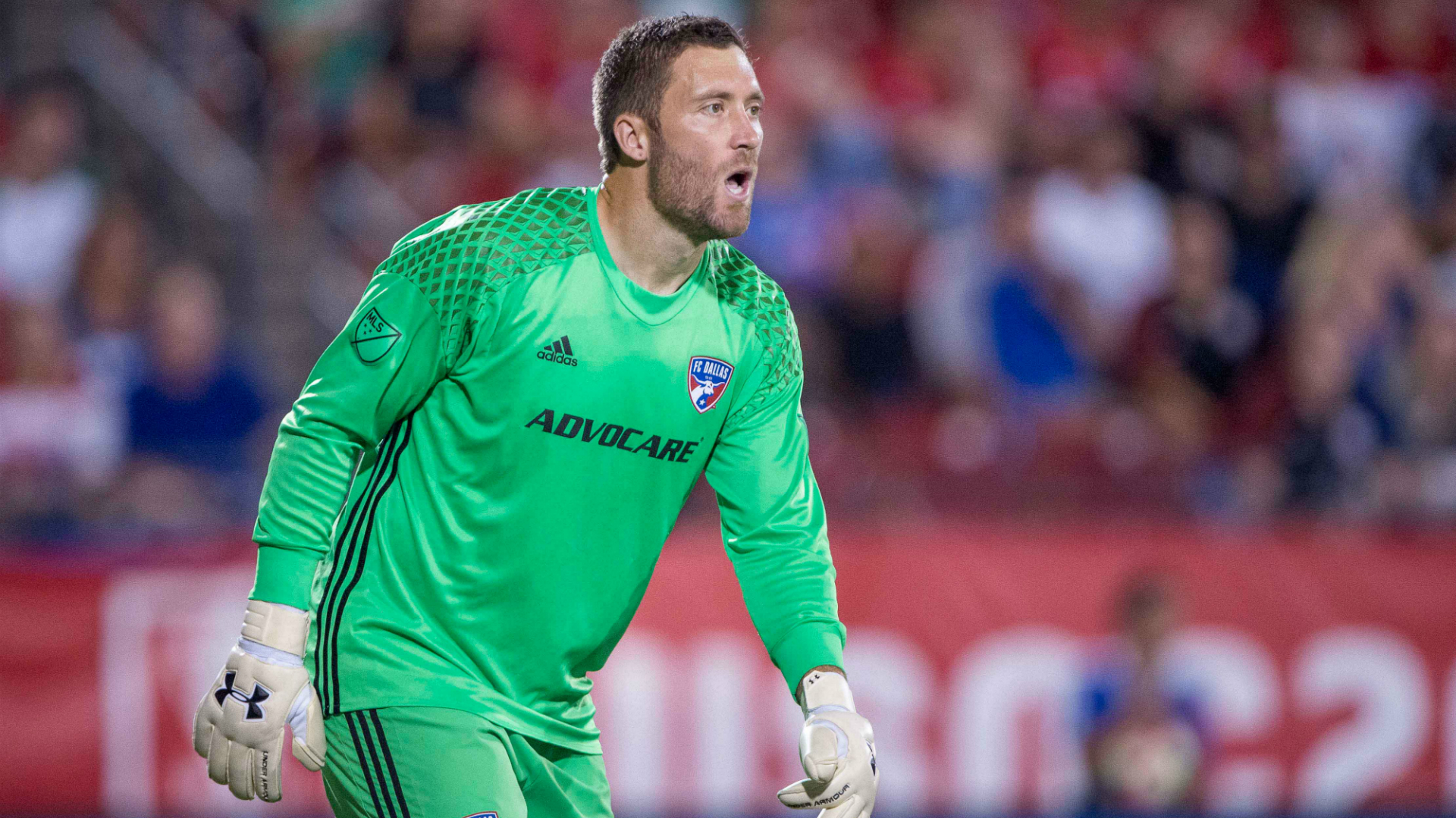 Chris Seitz FC Dallas MLS 09132016