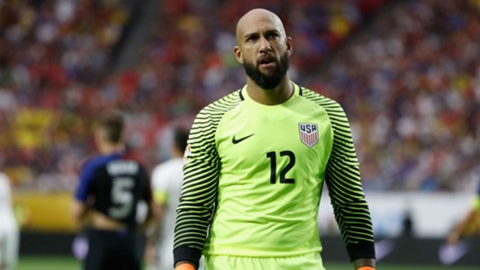 Tim Howard USA 11092016