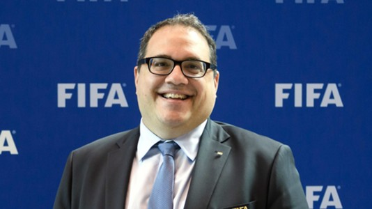 Victor Montagliani Concacaf President Fifa Meeting