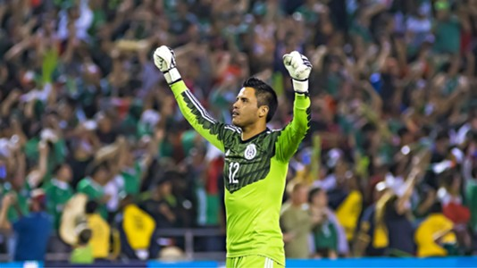 Alfredo Talavera Mexico Chile international friendly 06022016