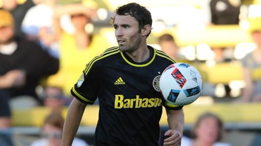 Michael Parkhurst Columbus Crew MLS 06252016