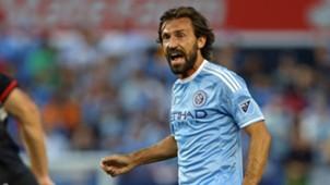 Andrea Pirlo NYCFC MLS 08132015