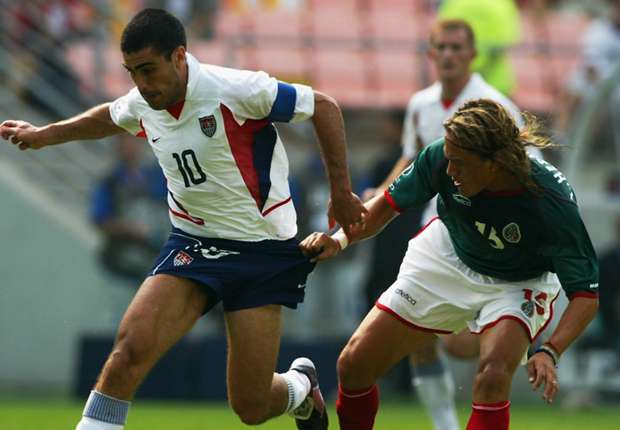 Fifa Rewind Watch Mexico Versus Usa From World Cup 2002 In Full This Friday