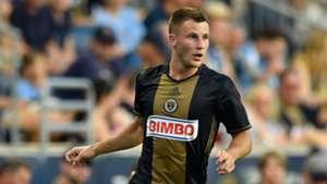 Keegan Rosenberry MLS Philadelphia 08272016