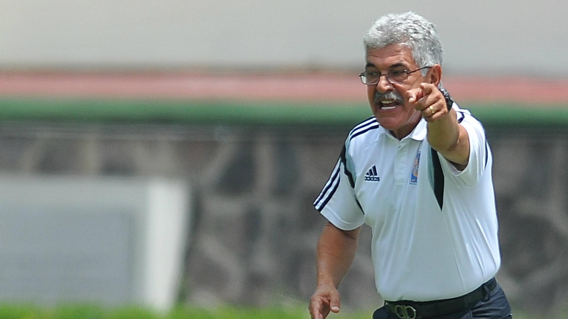 Tuca Ferretti Tigres Liga MX 08142016