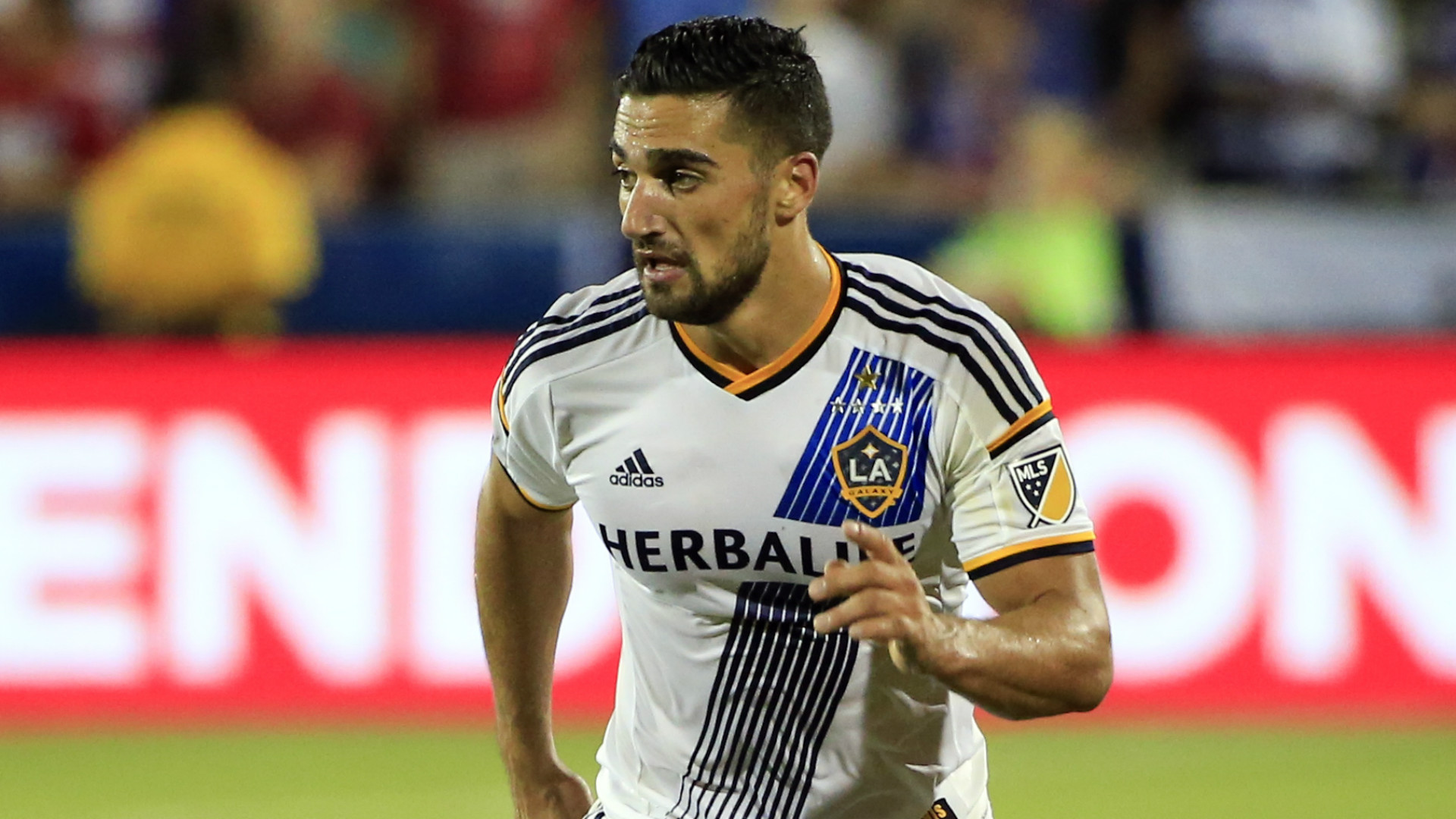 Sebastian Lletget LA Galaxy MLS 08152015