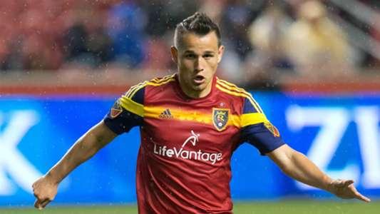 Luis Gil Real Salt Lake MLS 05272015