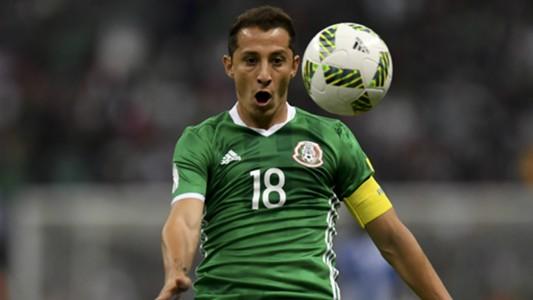 Andres Guardado Mexico WCQ 09062016