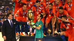 Claudio Bravo Chile Copa America 06262016