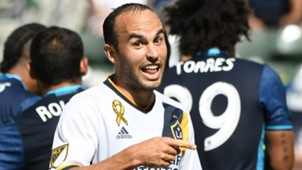 Landon Donovan MLS LA Galaxy 09252016