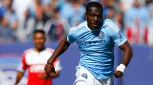 Kwadwo Poku New York City FC MLS 03262016